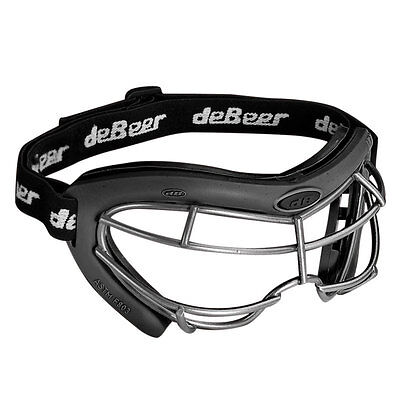 DeBeer Vista SI Lacrosse Goggles (Colour May Vary)