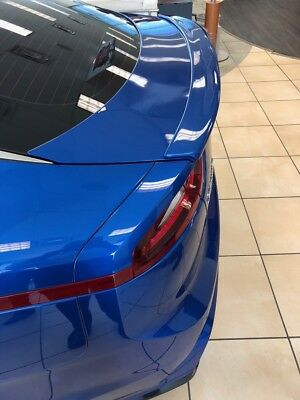 Painted Small Rear Spoiler For 2018-2020 Kia Stinger - No Drilling!!! All Colors