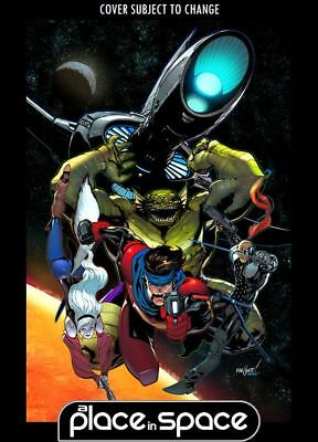 Uncanny X-Men, Vol. 5 #8D - Guardians Of The Galaxy Variant (Wk01)