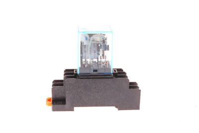 11Pin HH53P Power Electromagnetic Relay JZX-22F3Z MY3N-J 24VDC Coil DPDT