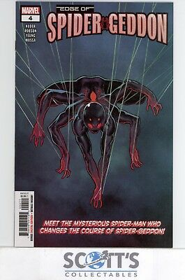 Edge Of Spider-Geddon #4 New (Bagged & Boarded) Freepost