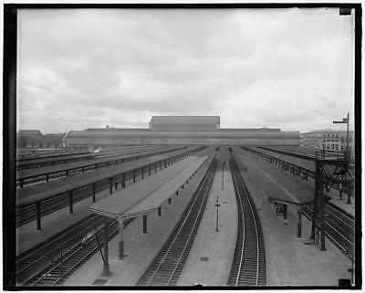 Photo:Railroad yards,RR,Washington,DC,District of Columbia,Transportation