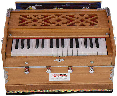 HARMONIUM~MINI MAGIC~PETI~BAJA~2¾ OCTAVES~SHRUTI~440 Hz~YOGA~BHAJAN~KIRTAN~CHANT