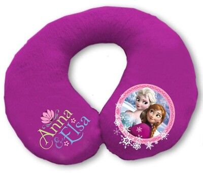 Tour de cou / cale nuque Reine des neiges Disney travel pillow