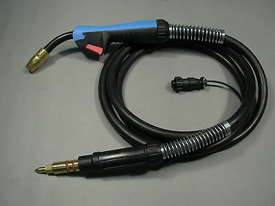 HTP 10' Mig Welding Gun Torch Replacement for M15 M150 195605 249039