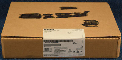 New Sealed Siemens 6ES7 417-4XT07-0AB0  6ES74174XT070AB0 CPU 417-4 32MB WORKING