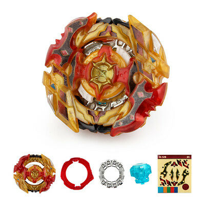 Beyblade Burst B-128 CHO-Z SPRIGGAN.OW.ZT Match With Launcher New Year Gifts