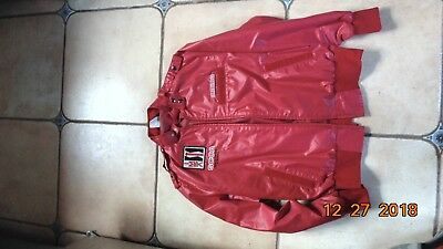 Vintage Mazda SCCA Members Only Style SportMaster Racing Jacket RX-2 RX-3 RX-7