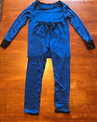 Climate Right By CuddlDuds Child's Size 5T