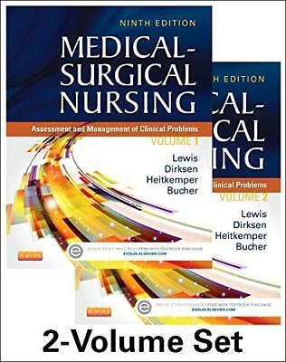 Medical-Surgical Nursing - 2-Volume Set: Assessment and Management of Clinica…