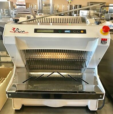 Jac Picomatic Commercial Bread Slicer MHL 450/15