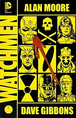 Watchmen by Alan Moore (2013, Hardcover, Deluxe)
