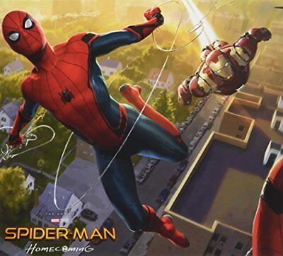 Spider-Man: Homecoming - The Art of the Movie by Roussos, Eleni