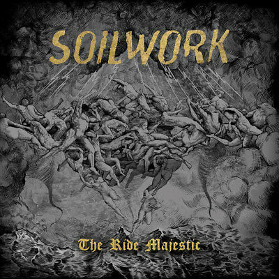 SOILWORK The Ride Majestic NEW CD (Modern Melodic Death)
