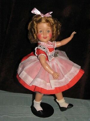 Shirley Temple Doll Ready For Her New Home And Perfectly Adorable