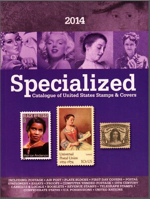 sell-out!! Specialized Catalogue of United States Stamp & Covers PDF File