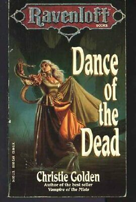 Dance of the Dead (Ravenloft) by Golden, Christie Paperback Book The Cheap Fast