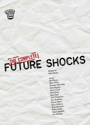 The Complete Alan Moore Future Shocks by Moore, Alan Paperback Book The Cheap