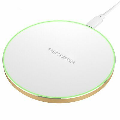 For Huawei Mate 20 /P20 /P30 Pro Qi Wireless Charger Pad Mat Fast Dock Charging