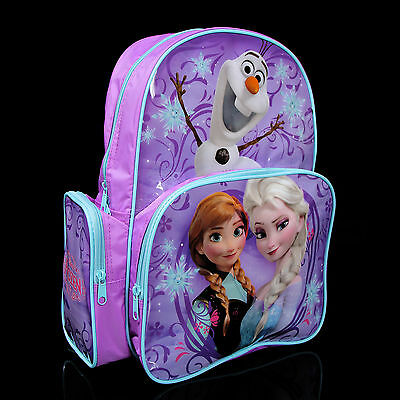 Brand new kids toddlers Frozen backpack school bag Free Shipping