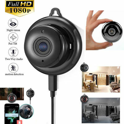 1080P Mini Wireless WIFI IP Camera HD Smart Home Security Camera Night Vision HZ