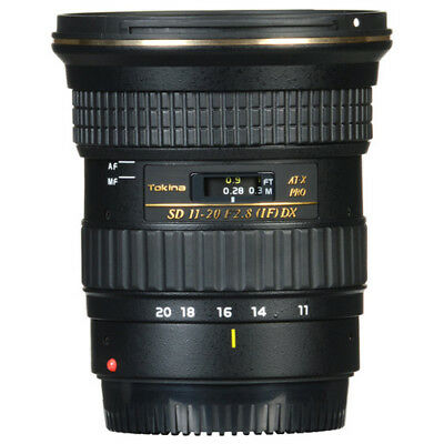 Tokina AT-X 116 PRO DX II AF 11-16mm f/2.8 For Nikon New Brand