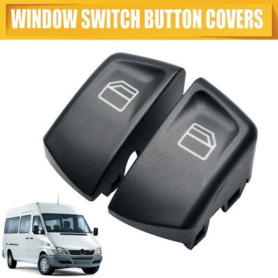 Vw Crafter Mercedes Sprinter Vito Window Switch Button Cover Front Right Left