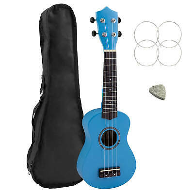 Pink Soprano Starter Ukulele With Bag
