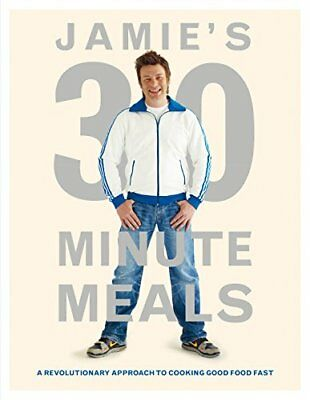Jamie's 30-Minute Meals by Jamie Oliver New Hardback Book