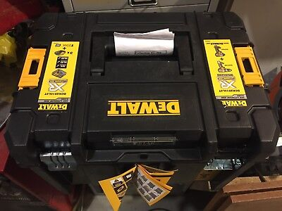 DeWalt DWST1-71195 TStak VI Heavy Duty Deep Tool Storage Case with Tool Tray