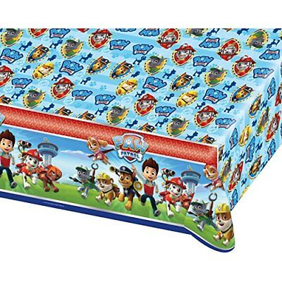 Paw Patrol Table Cover Plastic Tablecover Party Birthday Decoration