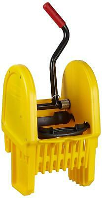 Rubbermaid WaveBrake Down-Press Wringer for 8-3/4 Gal. Buckets 757588YEL NEW