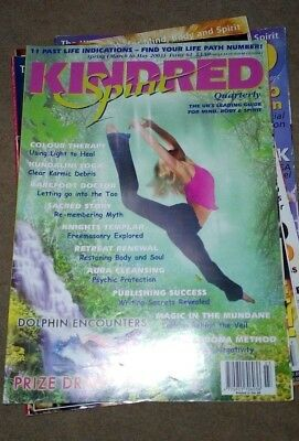 Kindred Spirit Magazine Issue 62 Spring March- May 2003