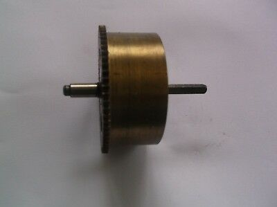 Mainspring Barrel  From An Old Enfield  Mantle Clock  Ref H 95