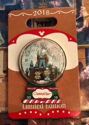 Disney Contemporary Resort Gingerbread Holiday 2018 Pin LE 1500 New