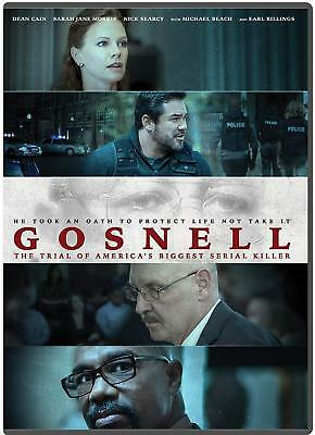 Gosnell: The Trial of America's Biggest Seria Killer DVD, 2019 NEW FREE SHIPPING