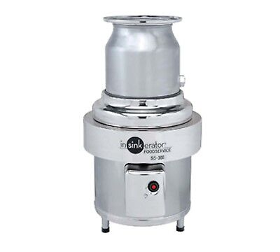 InSinkErator SS-300-6-AS101 Ss-300 Complete Disposer Package