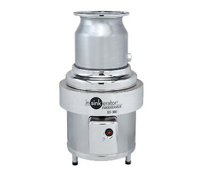 InSinkErator SS-300-6-MS Ss-300 Complete Disposer Package