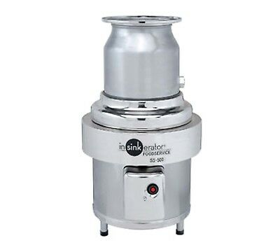 InSinkErator SS-500-12B-CC202 Ss-500 Complete Disposer Package