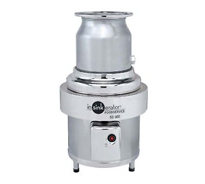 InSinkErator SS-500-18A-MSLV Ss-500 Complete Disposer Package