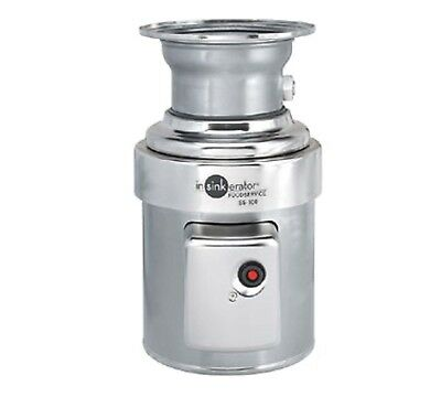 InSinkErator SS-100-5-MS Ss-100 Complete Disposer Package