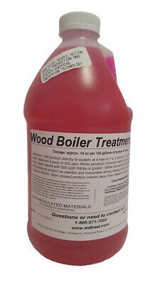 Corrosion Inhibitor Water Treatment 101 Various Outdoor Wood Boilers 1/2 Gallon