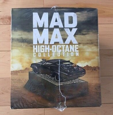 Mad Max High-Octane Collection  (Blu-ray) NEW, SEALED