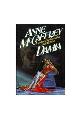 Damia by McCaffrey, Anne Book The Cheap Fast Free Post