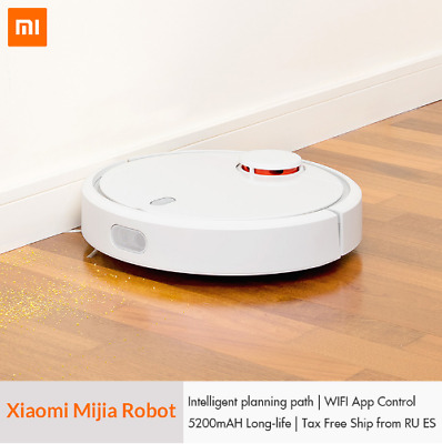 Original XIAOMI Mijia MI Robot Vacuum Cleaner for Home Automatic Sweeping Dust S