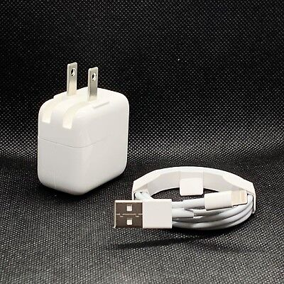 New OEM Apple iphone Lightning Cable USB Charger Adapter For x 8 7 6 plus 5 SE