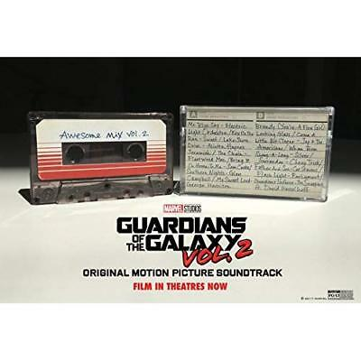 Guardians of the Galaxy Vol. 2: Awesome Mix Vol. 2 [CASSETTE] Various Artists Au