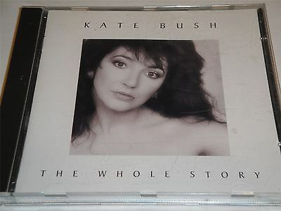 Kate Bush - The Whole Story - The Best Of  CD Album