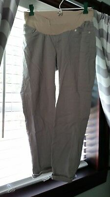 Maternity Capris sizes S/4 (set of two)