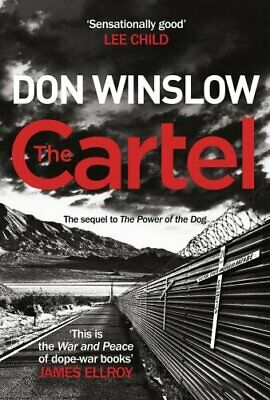 The Cartel by Winslow, Don Book The Cheap Fast Free Post